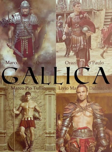 personaggi Gallica